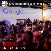 Invitations VIP au premier et dernier boot Camps Google sur paris en 2018