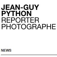 Jean-Guy Python - reporter photographe