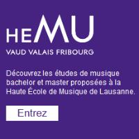 Haute école de musique et Conservatoire de Lausanne - Extranet