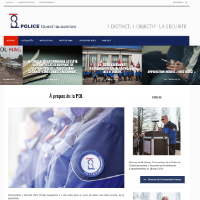 Polouest Site CMS